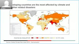 Innovations in Mobile IoT and Big Data for Climate Resilience