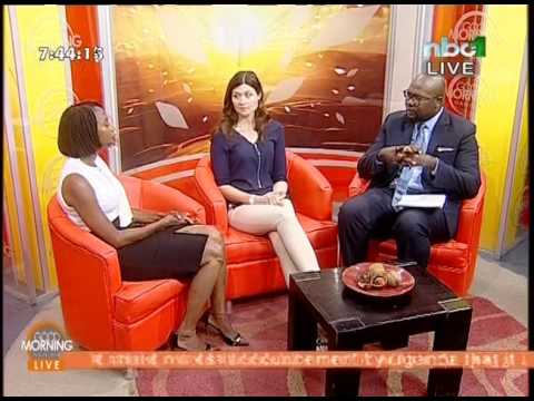 REGAIN TRUST LIVE ON GOODMORNING NAMIBIA
