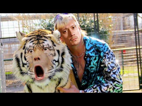 "Matthew Kiichichaos Heafy | Trivium | Joe Exotic - ""I Saw a Tiger"" Acoustic Cover"