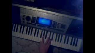 Тату - Пол часа (Piano)