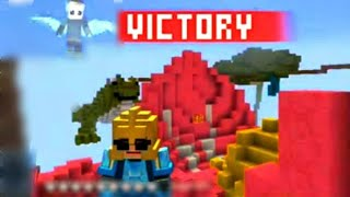 видео: Новая анимация Blockman Go. Sky Wars