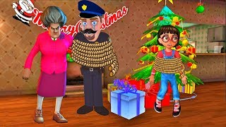 Scary Teacher 3D #New Levels Winter Levels - Android/iOS Gameplay HD