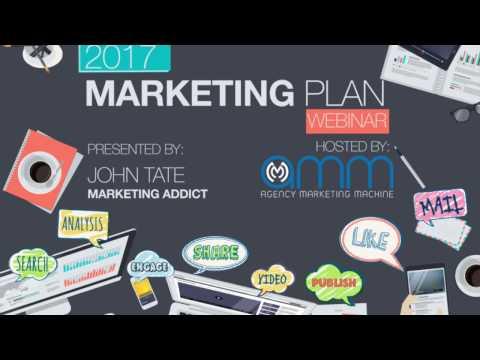 2017 Insurance Agency Marketing Plan Workshop