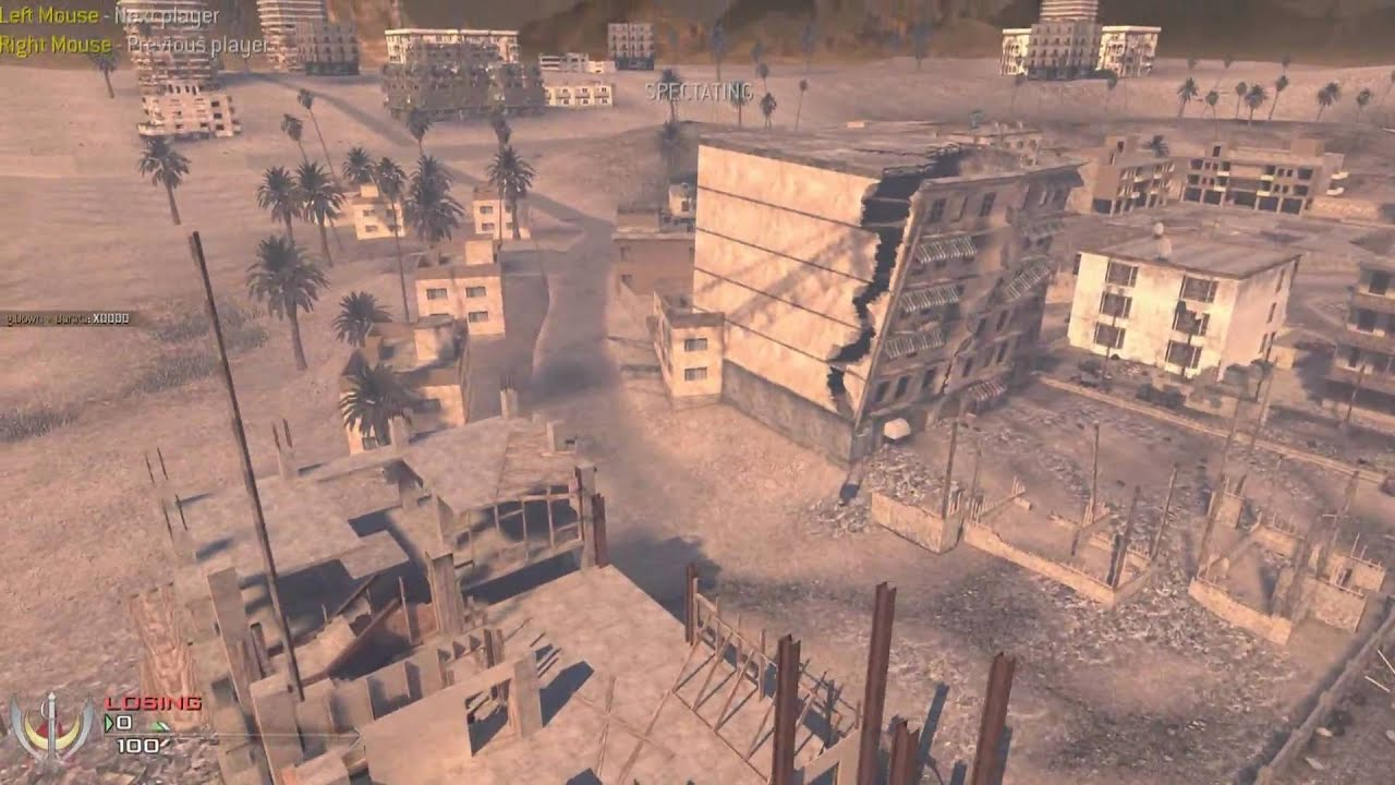 Call Of Duty Modern Warfare 2 Landscapes | Gardening: Flower and
