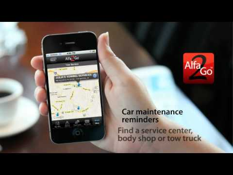 Alfa2Go™ Updated App From Alfa Insurance®