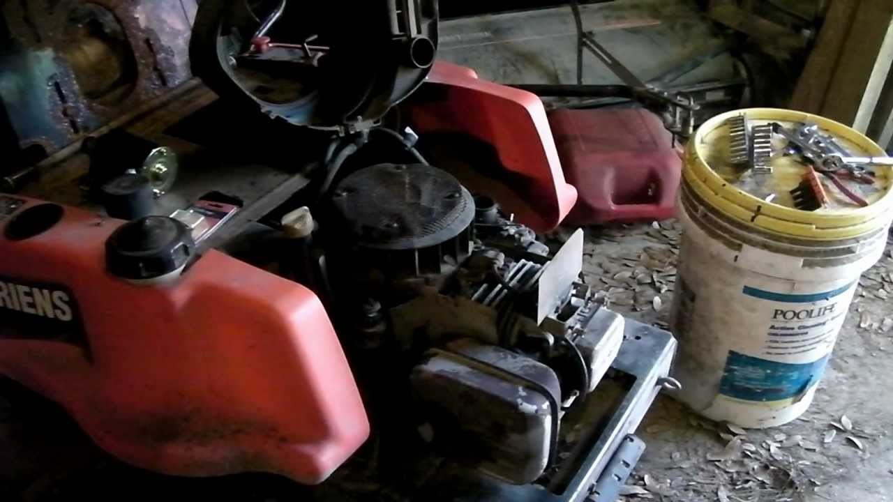 maxresdefault how to replace you lawnmower's electric starter youtube  at gsmportal.co