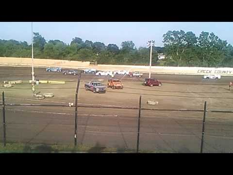 Creek County Speedway