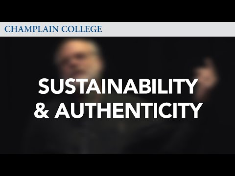 Seventh Generation: Sustainability & Authenticity | Champlain College