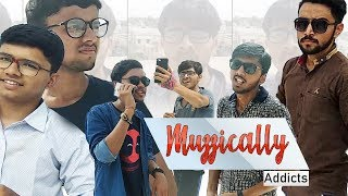 Musically Addicts II Jay S Pinara II JSP Media
