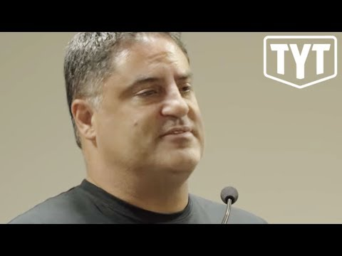 Cenk Uygur's POWERFUL Speech at 2019 Wolf PAC Workshop