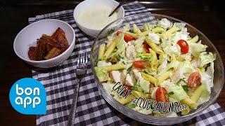 "Салат ""Клуб сэндвич"" / Salade club sandwich"