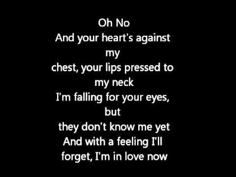 Ed Sheeran-Kiss Me-Lyrics