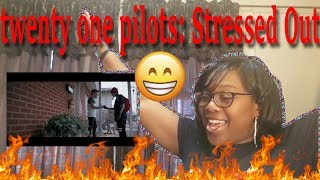 Mom Reacts To Twenty One Pilots Stressed Out OFFICIAL VIDEO Reaction