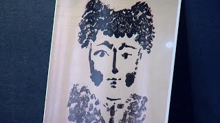 Valuable Signed Picasso Print Stolen in Broad Daylight thumbnail