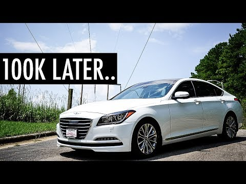 How Has The Hyundai Genesis Held Up With Over 100,000 Miles?