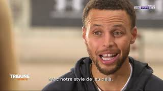 Teaser : L'interview exceptionnelle de Stephen Curry sur beIN SPORTS !