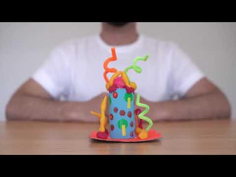 Esculturas Modeladas - Taller Cooperativo Croqueta
