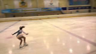 Даша Батяева, 9 лет, ПП, 1  место по 2-му спортивному разряду, (23.09.15 г.)