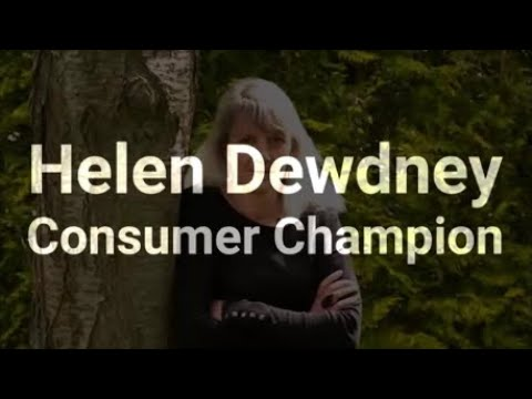 Helen Dewdney Consumer Champion Showreel