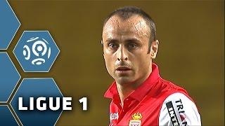 AS Monaco FC - FC Lorient (1-2)  - Résumé - (ASM - FCL) / 2014-15