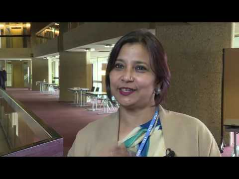 ITU INTERVIEWS:  H.E. Tirana Halim, State Minister, Posts, Telecommunications and IT, Bangladesh
