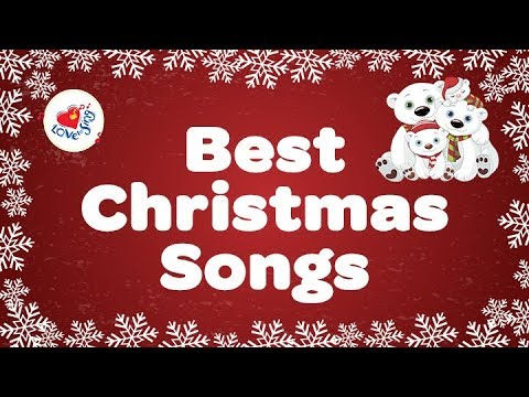 Best Christmas Songs and Carols Playlist | 30 + Mins | Merry Sing Along Christmas 2017