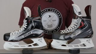 Bauer Vapor 1X Skates VS Bauer APX2 Hockey Skates Review Compared