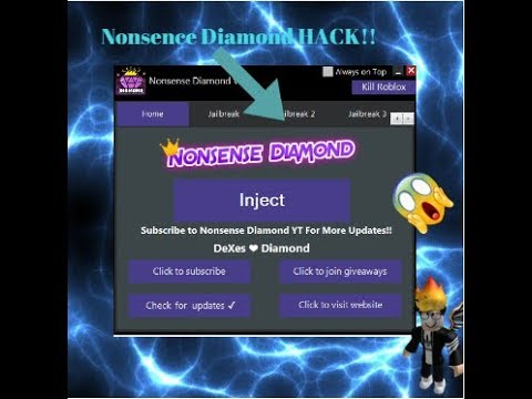 Roblox - New Nonsense Diamond V1.9 - xxmarlonxx115 - YouTube