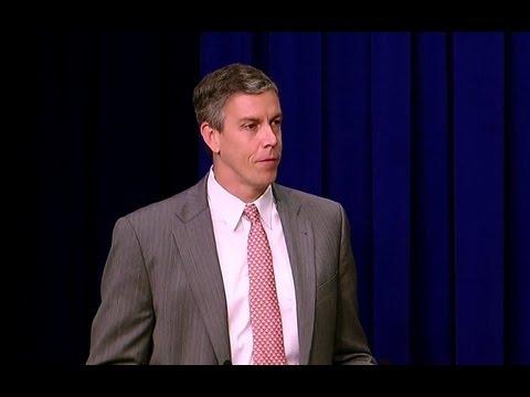 "Secretary of Education Arne Duncan Announces Launch of ""Digital Promise"""