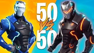 NEW UPDATE!! *50 vs 50 GAME MODE* w/ MY GIRLFRIEND!! (Fortnite Battle Royale)