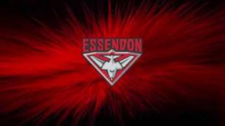 AFL Theme Song Essendon Bombers Football Club