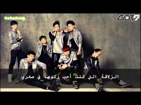 GOT7 - Playground {Arabic sub}