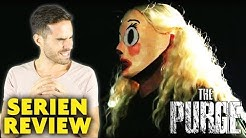 The Purge Staffel 1   Kritik / Review   AMAZON PRIME