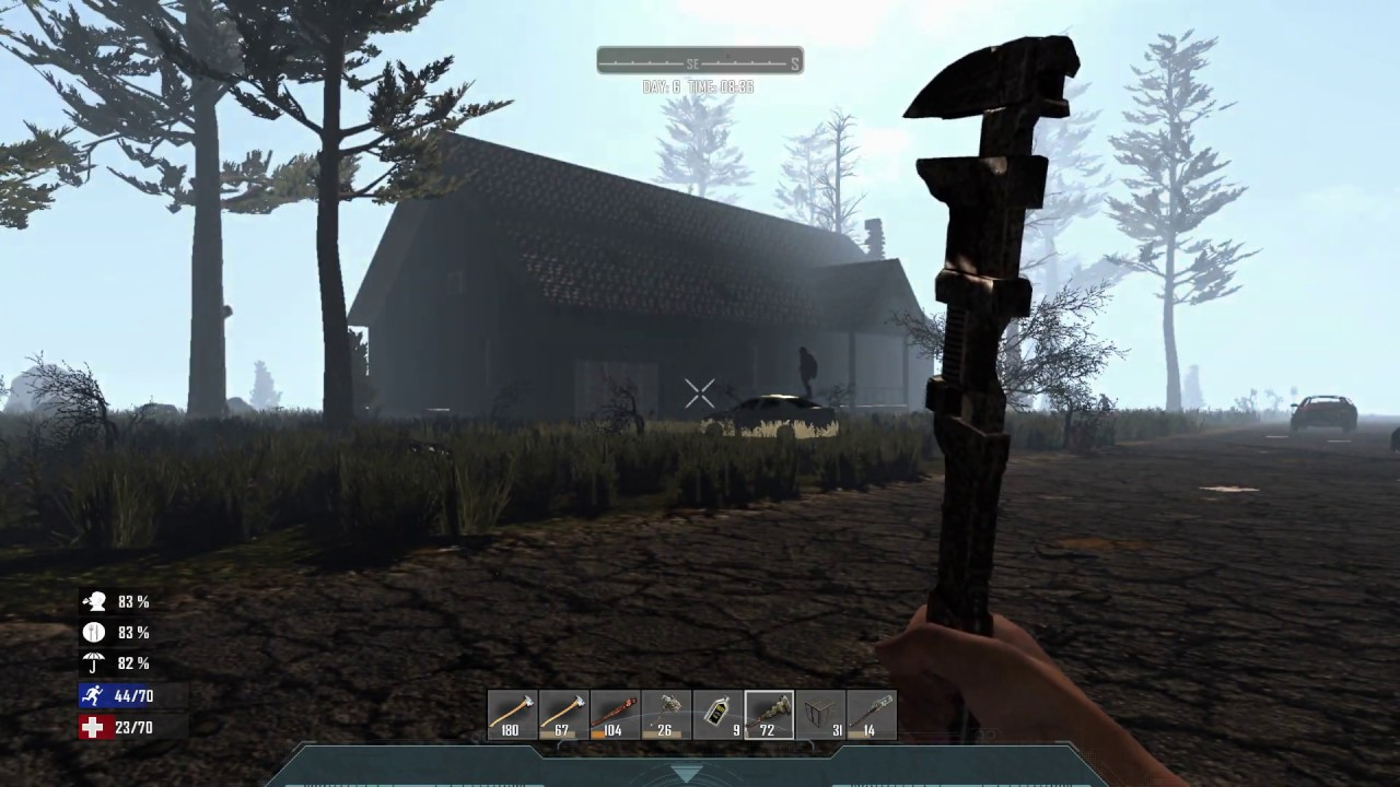 7 Days to Die Xbox One review: Creative survival that
