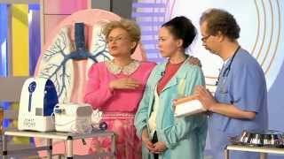 видео Аллергическая бронхиальная астма: симптомы и лечение