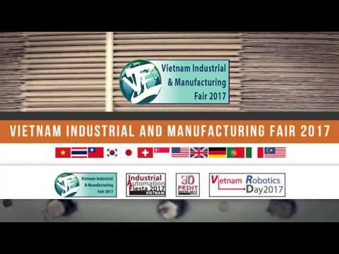 [News] Vietnam Industrial & Manufacturing Fair 2017 ( VIMF 2017)