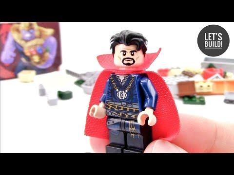 LEGO Avengers: Sanctum Sanctorum Showdown 76108 - Let's Build! Part 1 of 3