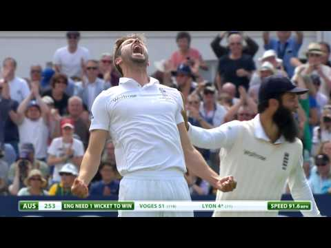 Ashes highlights - England regain the Ashes! Watch day 3 highlights