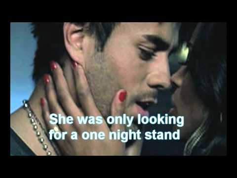 Enrique Iglesias One night stand acustic