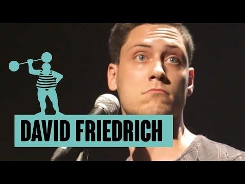 David Friedrich - Leise lachen die Leinensamen