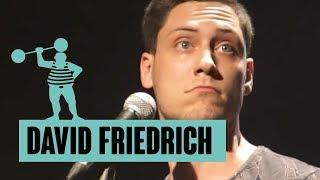 David Friedrich – Leise lachen die Leinensamen
