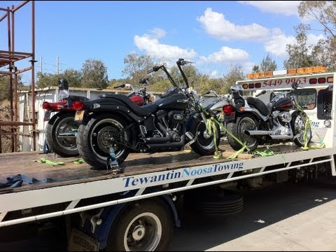 Importing Harley Davidson's From The USA - Darren Gaudry