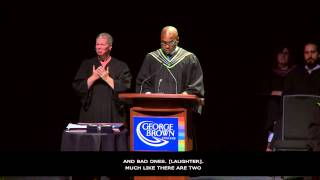 Download Video Convocation 2015 Keynote Speaker - Ainsworth Morgan MP3 3GP MP4