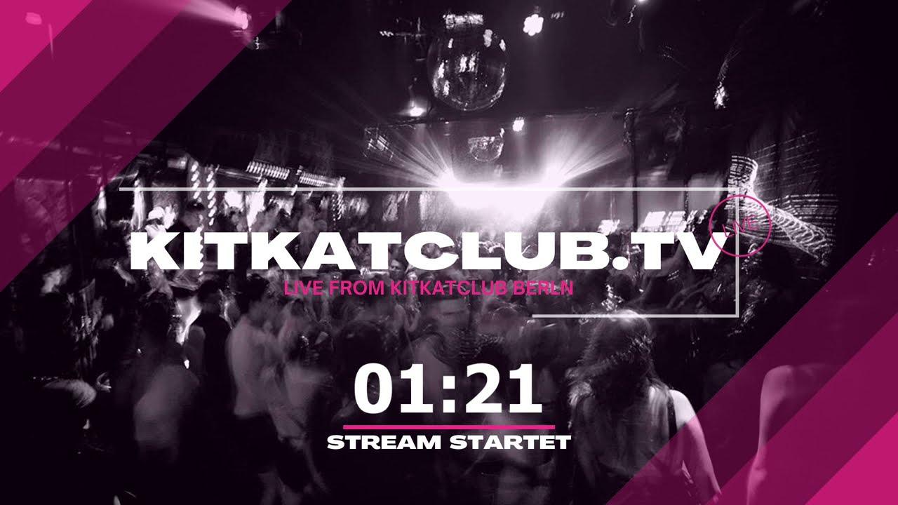 DJ Jordan Live @KitKatClub Berlin Symbiotikka 8pm-10pm / Modern Techno Dj Mix