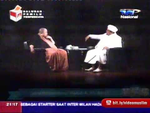 FPI Menolak Kekerasan | Dialog Habib Rizieq Syihab dengan Jaya Suprana di TVRI (2014)