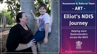 Elliot's NDIS journey
