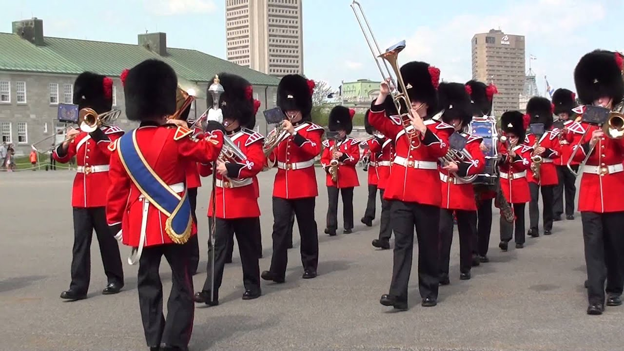 Image result for See the Changing of the Guard Ceremony at Quebec's Citadel