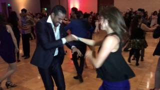 Mayke Fonts & Sarah Salsa Dance @ Seattle Salsa Congress 2016