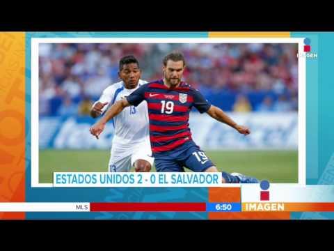 México jugará contra Honduras | Noticias con Francisco Zea