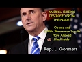 MUST SEE: Rep Gohmert Describes Obama / Debbie's Plans To Destroy America from Within!!